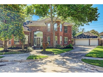 3406 S Halls Point Court Missouri City, TX MLS# 24434011
