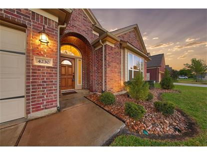 4230 Tranquil View Drive Houston, TX MLS# 2525012