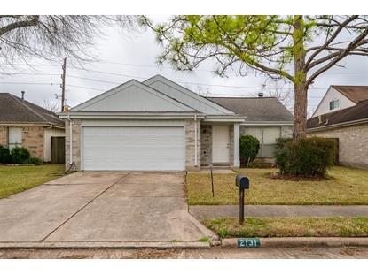 2131 Highland Hills Sugar Land, TX MLS# 25288303