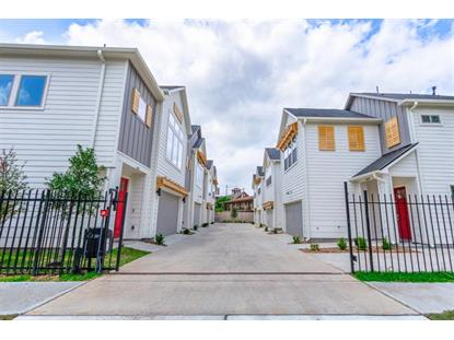 1921 Gano Street Houston, TX MLS# 26855662