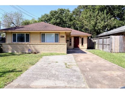 734 Mercury Drive Houston, TX MLS# 27065868