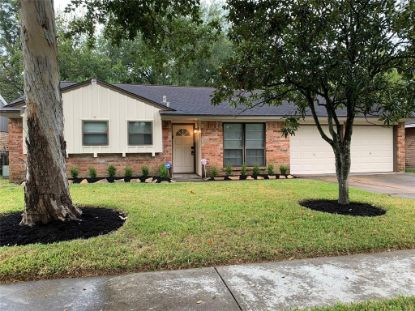 7203 Troulon Drive Houston, TX MLS# 31037531