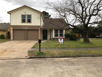 7206 Dogwood Trail Drive Humble, TX MLS# 31720113