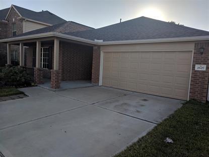2627 Leopard Ct  Katy, TX MLS# 31990174