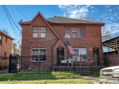 4316 Jack Street Houston, TX MLS# 33223330