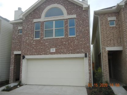 11513 Main Maple Drive Houston, TX MLS# 36564149
