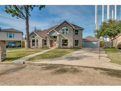 20534 Hampshire Rocks Drive Katy, TX MLS# 37552175