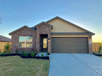 1319 Central Heights Drive  Missouri City, TX MLS# 38275804