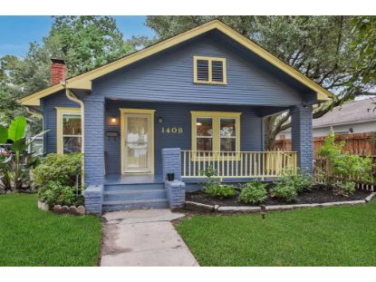 1408 Studewood Street Houston, TX MLS# 39356799