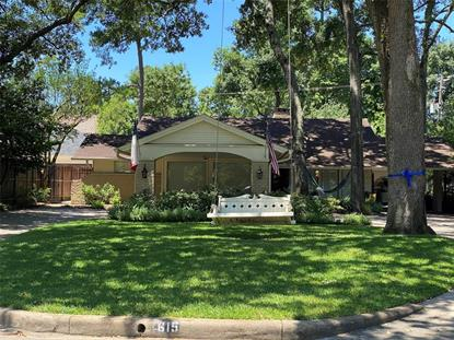 615 Pinehaven Drive Houston, TX MLS# 39453878