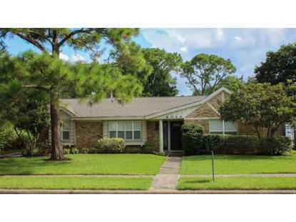 6010 Arboles Drive Houston, TX MLS# 40679048