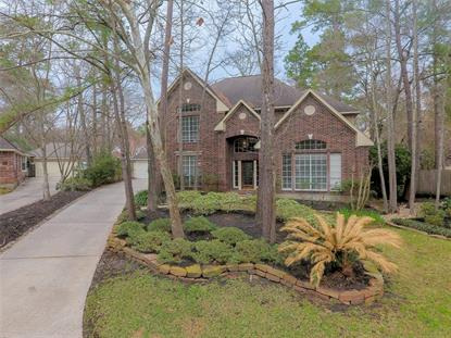 66 Thundercreek Place The Woodlands, TX MLS# 413733