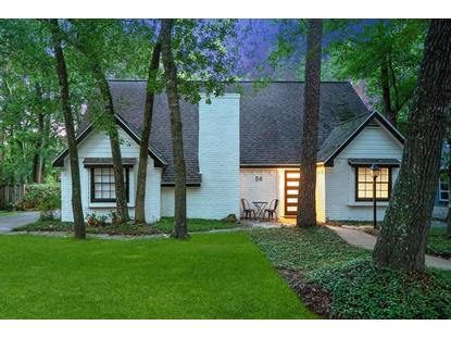 56 Woodhaven Wood Drive The Woodlands, TX MLS# 43308459