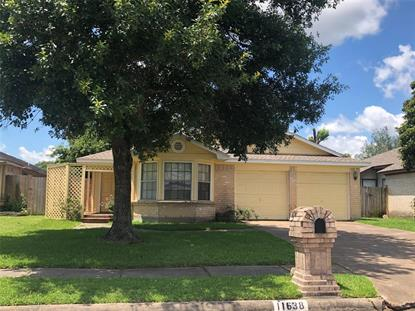 11638 Eaglewood Drive Houston, TX MLS# 45842545