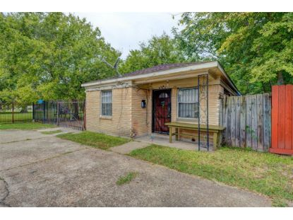 5121 Peachtree St 1/2  Houston, TX MLS# 49135615