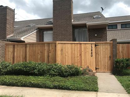 13840 Hollowgreen Drive Houston, TX MLS# 49234285