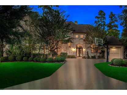 6 Pine Lodge Place The Woodlands, TX MLS# 50325147