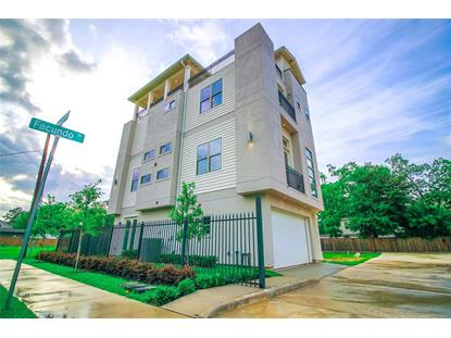 3511 Facundo Street Houston, TX MLS# 50650366