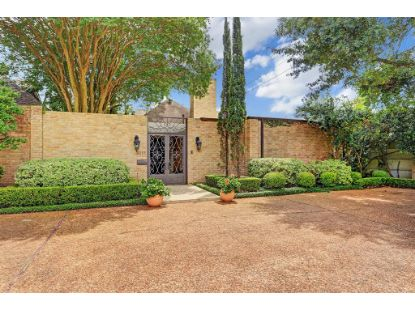 6111 Woodway Drive Houston, TX MLS# 51165001