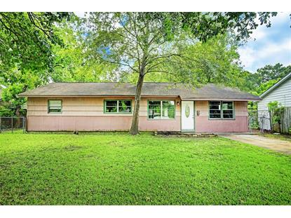 2039 Harland Drive Houston, TX MLS# 52644050