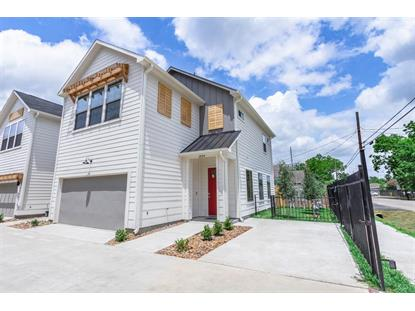1923 Gano Street Houston, TX MLS# 52708122