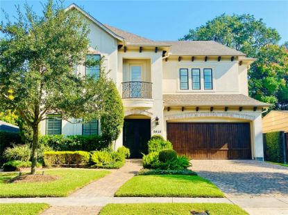 3826 Drake Street Houston, TX MLS# 53529257