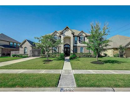 26402 Prairie School Lane Katy, TX MLS# 55479589