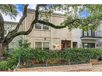 2216 Welch Street Houston, TX MLS# 57876266
