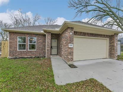 4430 Rosemont Street Houston, TX MLS# 61688240