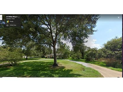 614 White Wing Lane Houston, TX MLS# 61812584