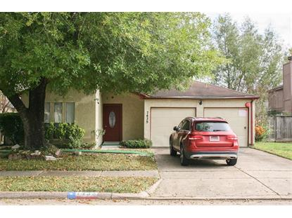 7435 San Benito Drive Houston, TX MLS# 62616898