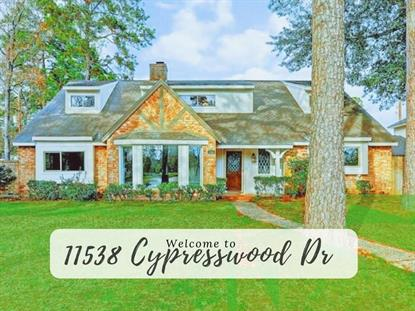 11538 Cypresswood Drive Houston, TX MLS# 62843557