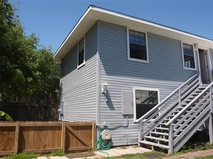 3422 Avenue P 1/2 Rear , Galveston, TX