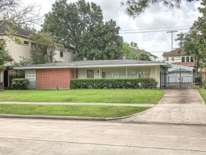 3825 Gramercy Street Houston, TX MLS# 65062699