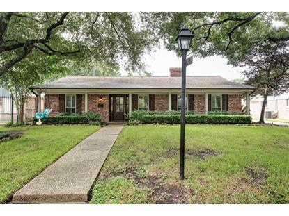 10019 Del Monte Drive Houston, TX MLS# 66935099