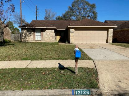 12126 Yearling Drive Houston, TX MLS# 71138339