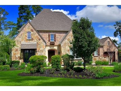 34 N Player Manor Circle The Woodlands, TX MLS# 71620163