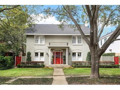 2206 Bolsover Street Houston, TX MLS# 72316042
