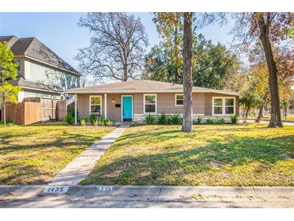 1435 Overhill Street Houston, TX MLS# 73895816