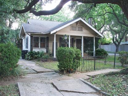 1309 Marshall Street Houston, TX MLS# 75801566