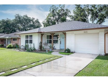 815 Sara Rose Street Houston, TX MLS# 76091338