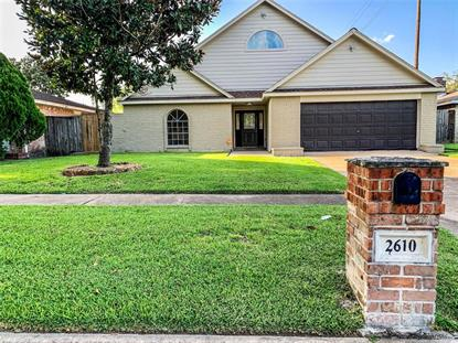 2610 Lower Valley Drive Houston, TX MLS# 76635322
