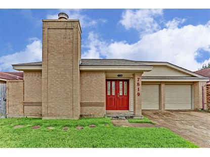 7819 Micheline Circle Houston, TX MLS# 79949896