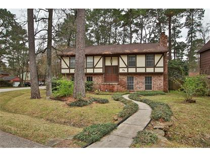 37 N Cypress Pine Drive The Woodlands, TX MLS# 80781912