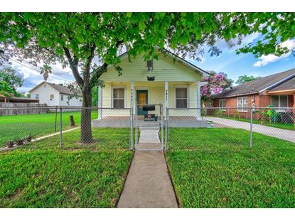 7811 Elwood Street Houston, TX MLS# 81519241