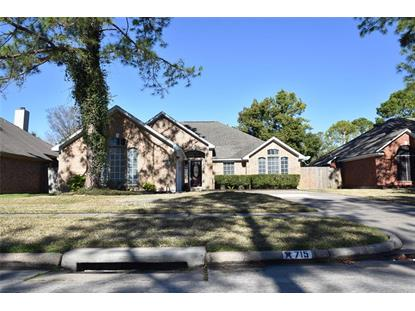 715 Oak Harbor Drive Houston, TX MLS# 82251868