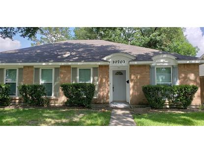 10703 Kirkside Drive Houston, TX MLS# 82443268