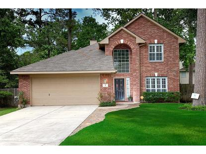 2 Almond Branch Place The Woodlands, TX MLS# 83419293