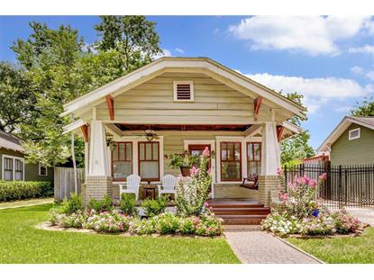 4625 Michaux Street Houston, TX MLS# 85831746