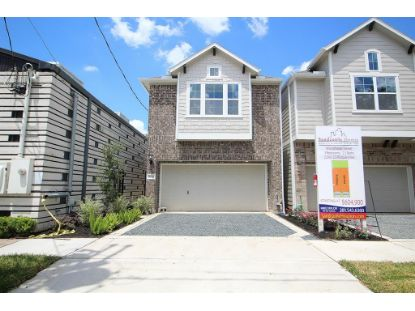 2510 Woodhead Street Houston, TX MLS# 8598669